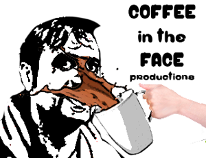 Coffee in the face